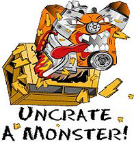 Uncrate A Monster
