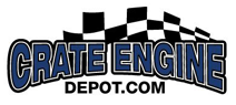 Crate Engine Depot Logo