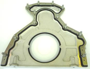 CHEVROLET LS PRODUCTION ENGINE REAR BLOCK COVER SEAL GASKET /& BOLTS GM# 12639250