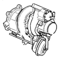 Turbocharger 12652494