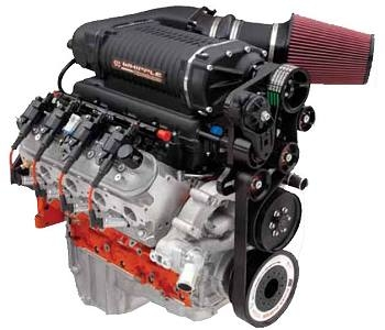 Gm Crate Engines >> Chevrolet Performance Copo 327 Cid 550 Hp 4 0l Supercharged 17802827