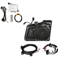Kicker Audio Upgrade, 200 Watt DSP Amplifer & Subwoofer Kit 19119226