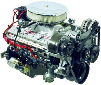 Chevrolet Performance 350 Crate Engine 330HP (Deluxe) 19210009 on