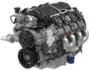 LS376/525HP Crate Engine 19259233