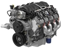 Chevrolet Performance LS376/525 HP Crate Engine 19370413