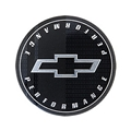 Black W/Silver Performance Logo 19351755