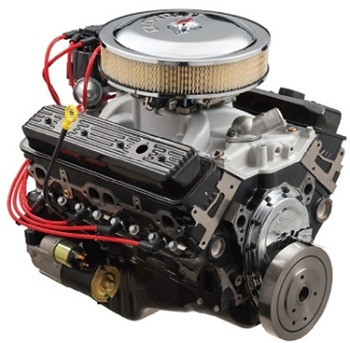 Gm Crate Engines >> Chevrolet Performance Sp350 357 Crate Engine Deluxe Kit 19367082
