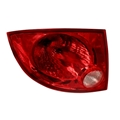 Tail Lamp LH 4 Dr 05 - 10 22751401