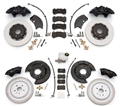 Gen 5 Camaro V-6 To ZL1 Brembo Front & Rear Brake Kit  22989384