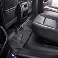 All-Weather Rear Floor Liners Crew Cab 23237402