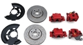 Cruze Frt & Rr Brake Upgrade Kit 23261507