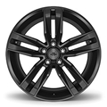 Low Gloss Black 5 Split Spoke 23333843