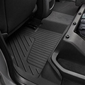 Colorado Premium All-Weather Rear Extended Cab Floor Mats, Jet Black 23381382