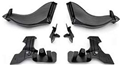 Corvette Z06/Z51 Front Brake Ducts Kit 84150313