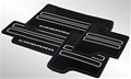 All Weather Mats - Black 23412245