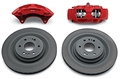 Brembo Six-Piston Front and Rear Upgrade Kit 23505023
