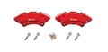 Rear 4 Piston Brembo Brake Caliper Set 84300395