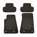 Floor Mats - Front And Rear Carpet 92221511