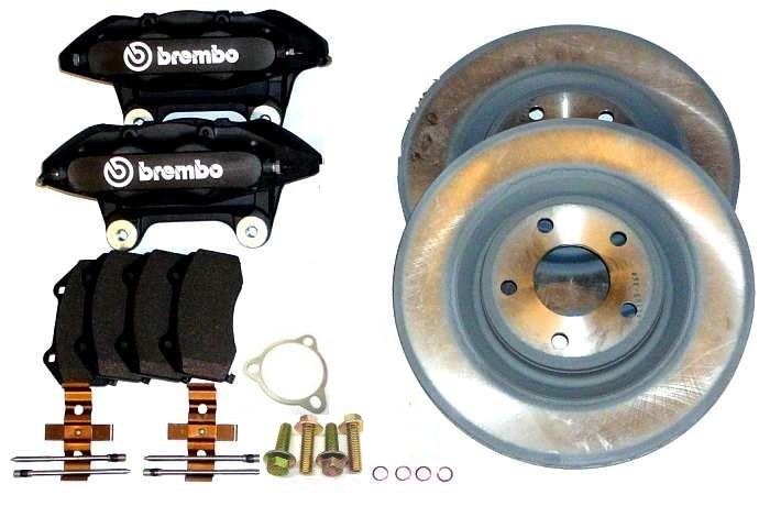 Brembo Brake Kit >> Brembo Brake Upgrade Kit For Lsj S Bbuk