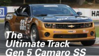 Ultimate Track Gen 5 Camaro SS Parts Selection