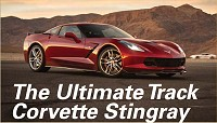 Corvette Ultimate Track Selection