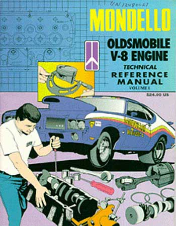 Oldsmobile Hi-Performance Manual 12480027