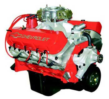 ZZ572 Crate Engine 720R Deluxe Race Engine 19201334
