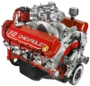 Chevrolet Performance ZZ572 Crate Engine 720R Race Engine 19201334
