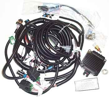 module harness kit mefi 4 ram jet 350 19355812 rh crateenginedepot com Ramjet Intake Manifold Ramjet Fuel Injection