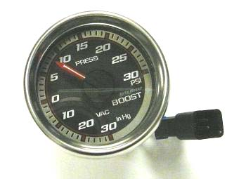 Cobalt Boost Gauge # 25800715