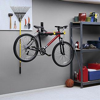 Bicycle And Ski Carrier Wall Mount 12499175