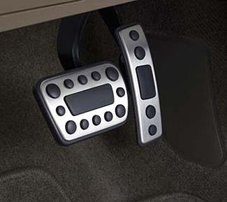 Pedal Cover Set For Manuals 12499876