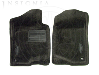 Floor Mats - Front Molded Carpet 17800401
