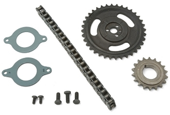 Timing Chain Kit (Single Roller Design) 12371043