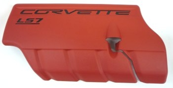 Engine Cover Red Ls7 Lh 12574619
