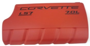 Engine Cover Red Ls7 Rh 12574620