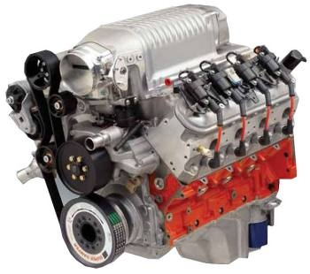 Chevrolet Performance Copo 327 Cid 500 Hp ? 2.9L Supercharged Engine 17802826
