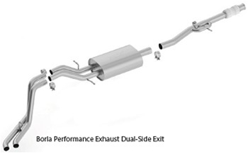 Borla Performance Exhaust Kit 19303337