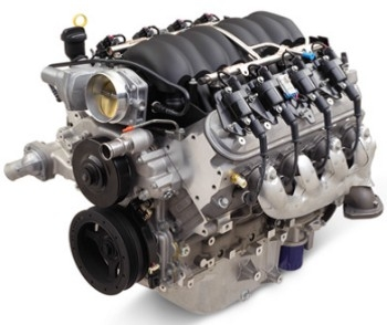 Chevrolet Performance DR525 Ls Series Race Engine 19329008