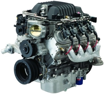 Chevrolet Performance LSA 6.2L SC 580 HP Crate Engine 19331507