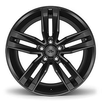 Low Gloss Black 5 Split Spoke 23333840