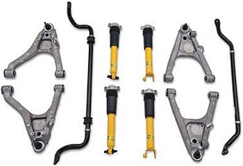 Corvette T1 Suspension Package 84379881