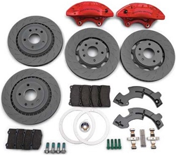Corvette Stingray Z51 Brake Kit 23386143