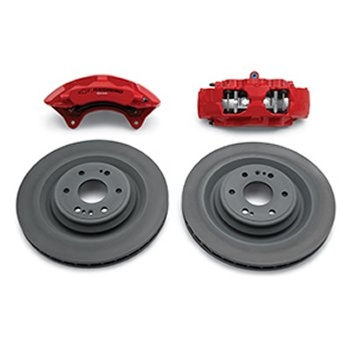 Chevrolet Brembo® Performance Front Brake System