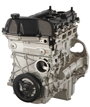3.5 Ltr - 214 C.I.D. - CED Engine 2004-2005 Reman L35445T