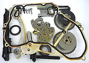 LEA 2.4 Timing Chain Deluxe Set LEADTCKIT