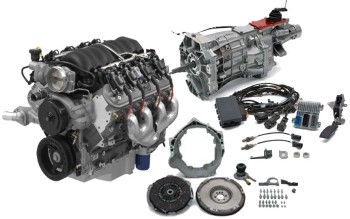 LS3 6.2L Connect & Cruise System W/Manual Transmission CPSLS36LMAN