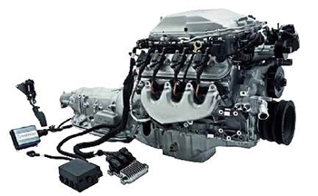 LSA CONNECT AND CRUISE CRATE ENGINE CPSLSA4L85E
