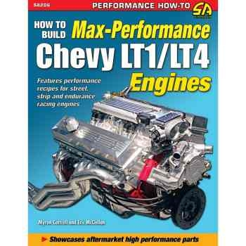 How To Build Max Performance Chevy Lt1/Lt4 Engines Sa206