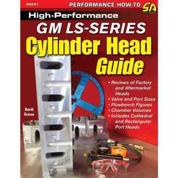 High-Performance Gm LS-Series Cylinder Head Guide SA231